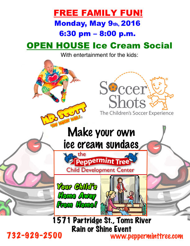 Ice Cream Social 2016 with soccer shots